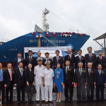 """Naming & Delivery Ceremony for M/V """"SITC TOYOHASHI"""" Held Successfully"""