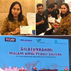 SITC Donates to the PALU Earthquake Tsunami Disaster Area in Indonesia