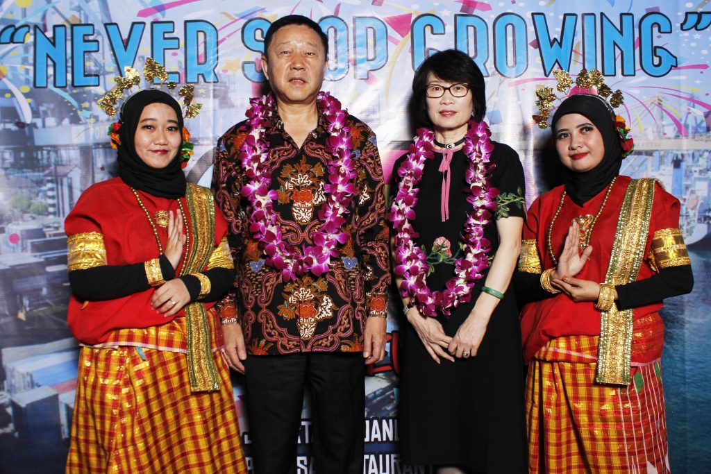 Never Stop Growing—SITC Indonesia Held New Year's Party